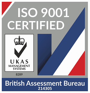 UKAS-ISO-9001-214305-certified